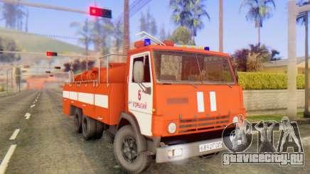 КамАЗ 53212 АП-5 [IVF] для GTA San Andreas