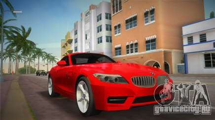 BMW Z4 sDrive35is для GTA Vice City