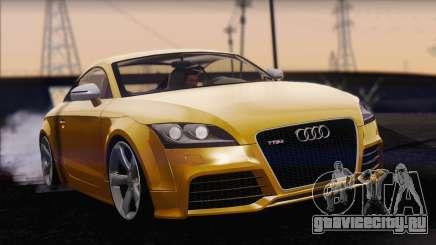 Audi TT RS v2 2011 для GTA San Andreas
