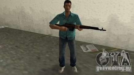 Самозарядная Винтовка Токарева для GTA Vice City