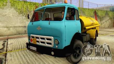 МАЗ 500А Топливозаправщик для GTA San Andreas