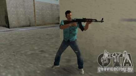 Автомат Калашникова Тип 1 для GTA Vice City