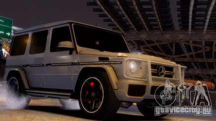 Mercedes-Benz G65 AMG v1.1 для GTA 4