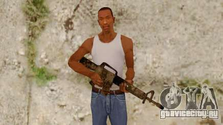 Cutscene M16 from Stowaway Conversion для GTA San Andreas
