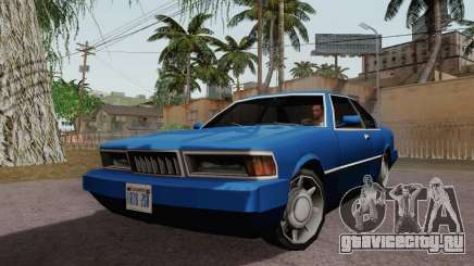 Sentinel Coupe для GTA San Andreas