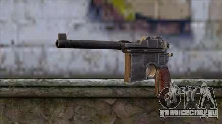 Mauser C-96 для GTA San Andreas