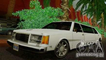 Washington Limousine для GTA San Andreas