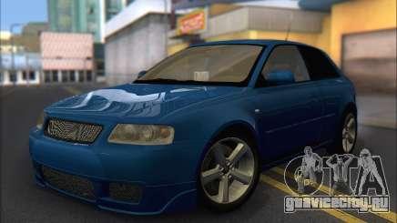 Audi A3 1999 для GTA San Andreas