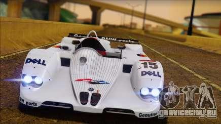 BMW 14 LMR 1999 для GTA San Andreas