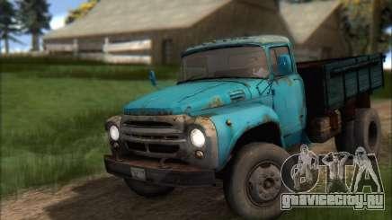 ЗиЛ 130 фургон для GTA San Andreas