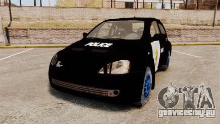 Opel Corsa Police для GTA 4
