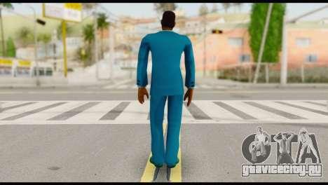 Lance Suit для GTA San Andreas второй скриншот
