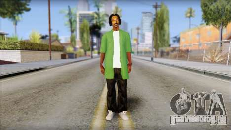 Snoop Dogg Mod для GTA San Andreas