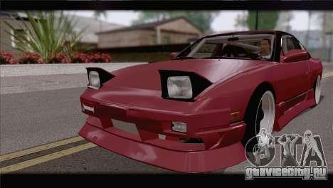 Nissan Silvia 240sx Ryan Tuerck для GTA San Andreas