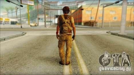 Адам (I Am Alive) для GTA San Andreas второй скриншот