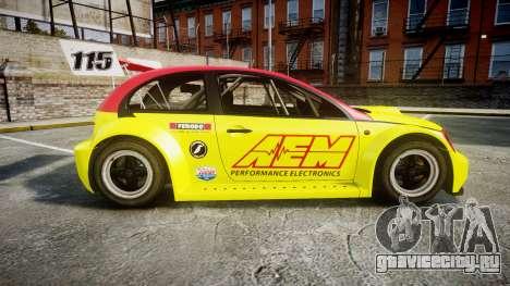Zenden Cup AEM для GTA 4 вид слева