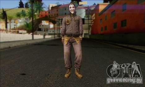 Бандит Джокера (Injustice) для GTA San Andreas