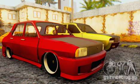 Dacia 1310 TLX PGG v1 для GTA San Andreas