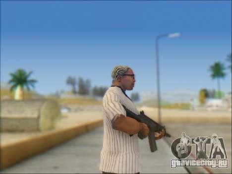 Израильский карабин ACE 21 для GTA San Andreas пятый скриншот