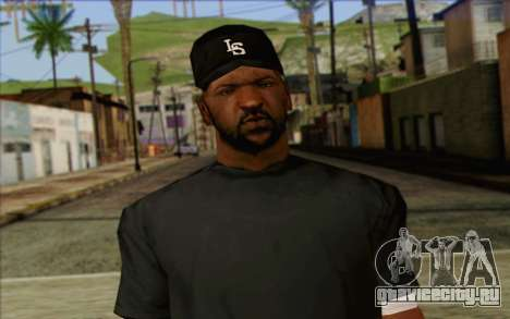 N.W.A Skin 4 для GTA San Andreas третий скриншот