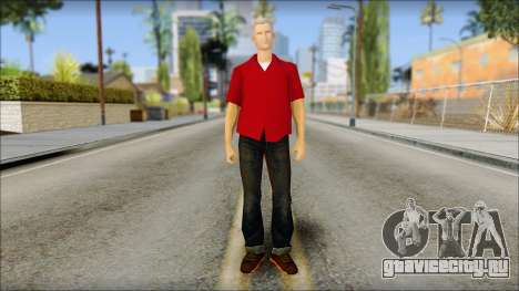 Biff from Back to the Future 1985 для GTA San Andreas