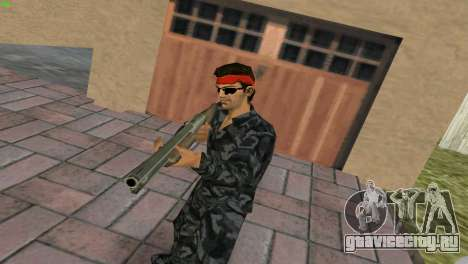Camo Skin 12 для GTA Vice City третий скриншот