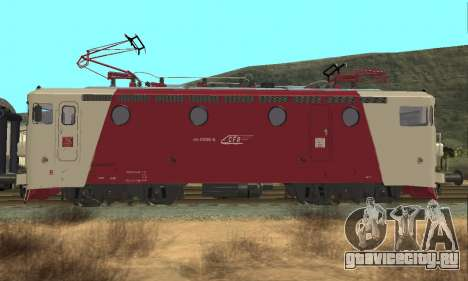 Le 3400Kw для GTA San Andreas вид справа