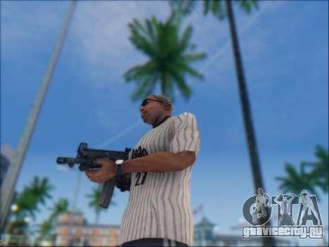 Израильский карабин ACE 21 для GTA San Andreas седьмой скриншот