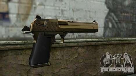 Graffiti Desert Eagle v2 для GTA San Andreas второй скриншот