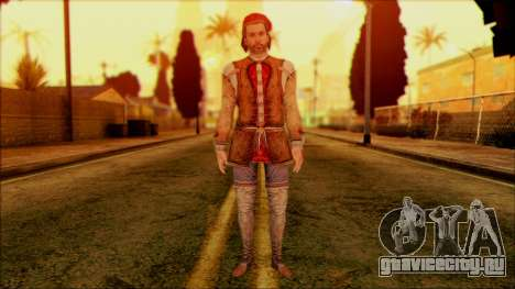 Ezio from Assassins Creed для GTA San Andreas