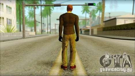 New Dexter для GTA San Andreas второй скриншот