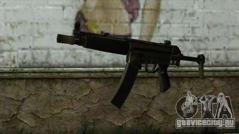 TheCrazyGamer MP5 для GTA San Andreas