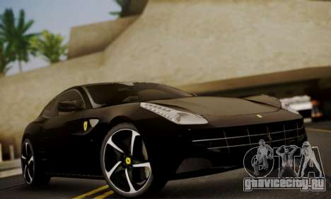Ferrari FF 2012 для GTA San Andreas