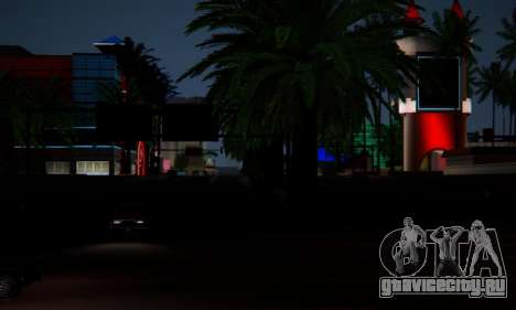ENB Series by phpa v5 для GTA San Andreas двенадцатый скриншот