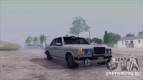 Admiral IVF 2.0.2 для GTA San Andreas
