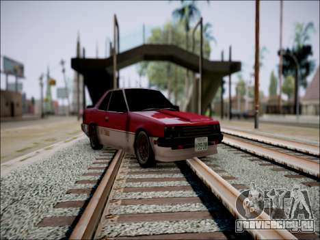 Nissan Skyline GT-R R30 для GTA San Andreas