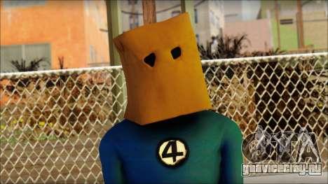 Spiderman для GTA San Andreas третий скриншот