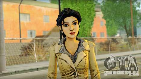 Белоснежка (Wolf Among Us) для GTA San Andreas третий скриншот