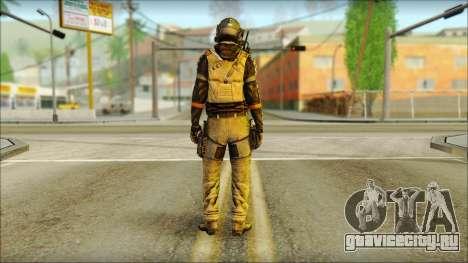 Наёмник (SC: Blacklist) v2 для GTA San Andreas второй скриншот