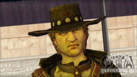 Ray McCall Gunslinger для GTA San Andreas третий скриншот
