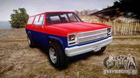 GTA V Declasse Rancher XL для GTA 4