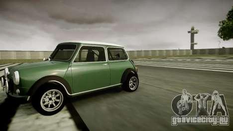 Mini Cooper RWD для GTA 4 вид слева