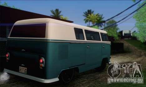 GTA V Surfer для GTA San Andreas вид слева