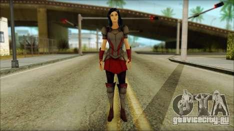 Lady Sif для GTA San Andreas