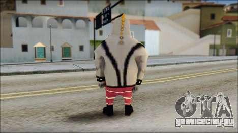 Bully from Sponge Bob для GTA San Andreas второй скриншот