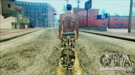 New Cesar для GTA San Andreas второй скриншот