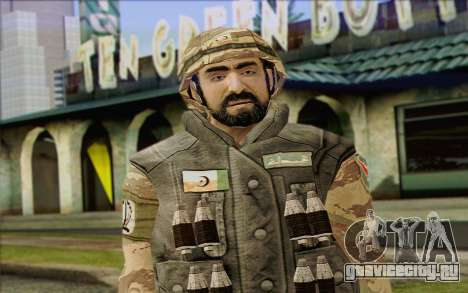 Солдат МЕК (Battlefield 2) Skin 6 для GTA San Andreas третий скриншот