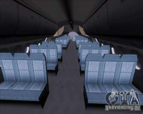 Boeing 747-830 Lufthansa - Fanhansa для GTA San Andreas двигатель