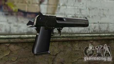Graffiti Desert Eagle для GTA San Andreas второй скриншот