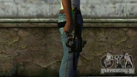 P90 from PointBlank v2 для GTA San Andreas третий скриншот